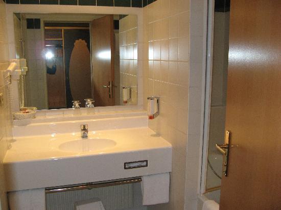 Hotel Zum Brauhaus Murau: Bagno