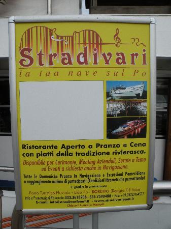 Reggio Emilia, Italië: Stradivari