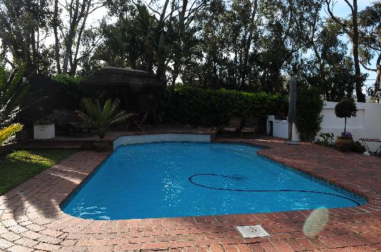 Afton Grove Country Retreat: the swimming pool