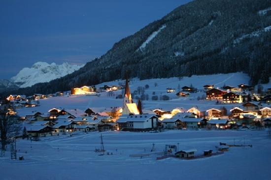 St. Martin am Tennengebirge, Österreich: St. Martin im Lammertal