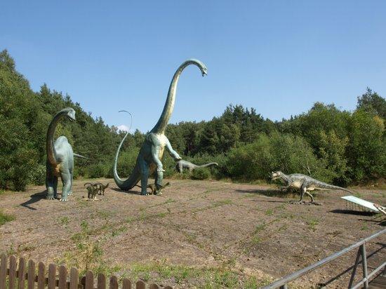 Rehburg-Loccum, Alemanha: Dino park