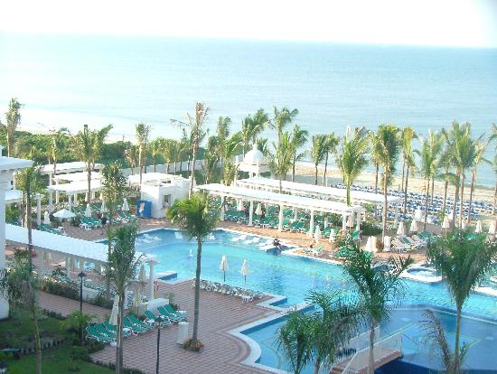 Hotel Riu Palace Pacifico: View from Room