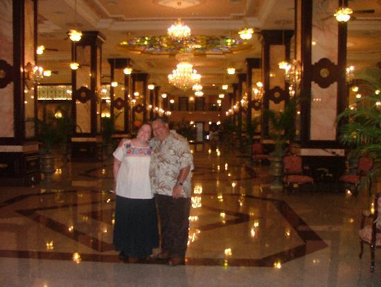 Hotel Riu Palace Pacifico: Hotel Lobby