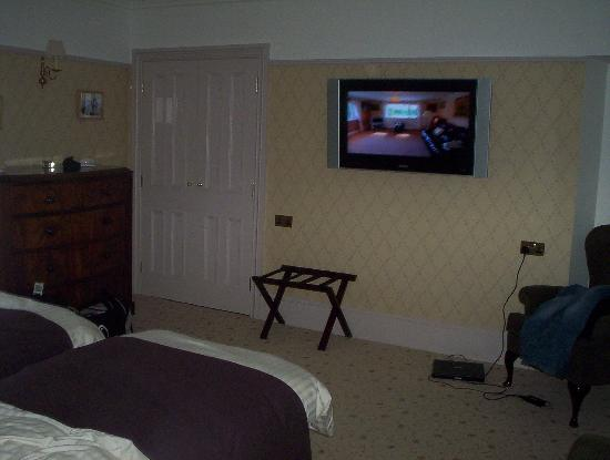 Lynnfield Hotel : Excellent in room facilities