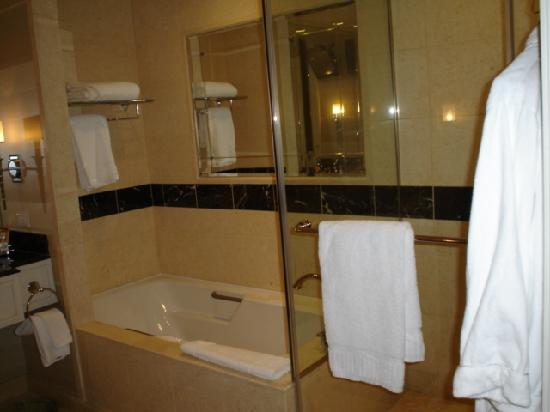 The Palazzo Resort Hotel Casino: Palazzo - bathroom