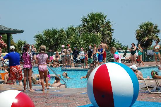 Pool Picture Of Disney S Hilton Head Island Resort