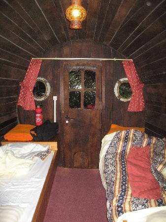 Hotel Restaurant de Vrouwe van Stavoren: inside the barrel