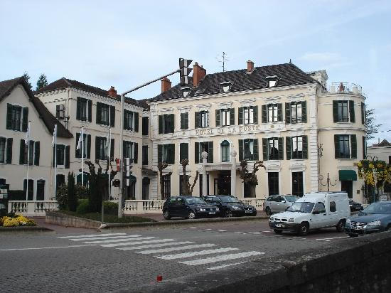 Hôtel de la Poste  : Hôtel de la Poste