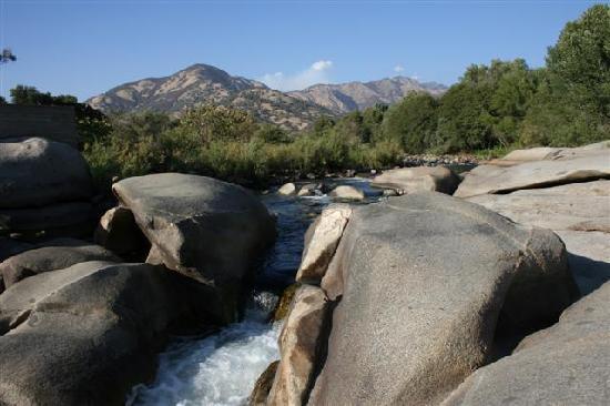 Rio Sierra Riverhouse: Water Falls