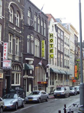 ทิวลิปอินน์ อัมสเตอร์ดัมเซ็นเตอร์: Hotel Terminus