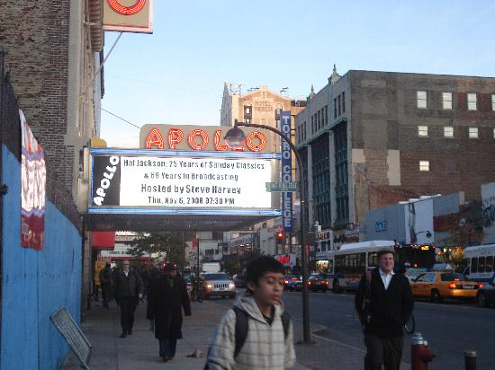 Harlem Heritage Tours: Apollo Theatre