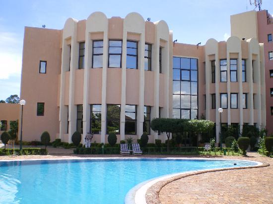Azalaï Hotel Salam: Piscine hôtel Salam
