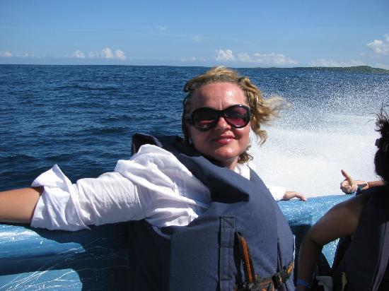 Paradise Island & The Mangroves (Cayo Arena): Paradise Island 2008