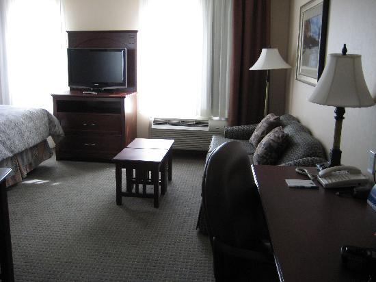 Staybridge Suites Guelph: Sitting Area