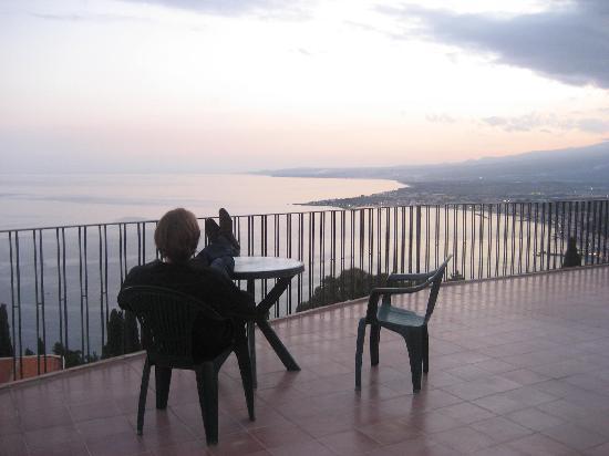 Camere Il Leone: Terrasse 2