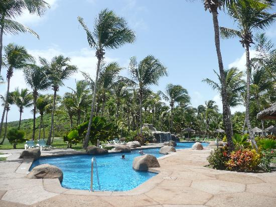 Palm Island Resort & Spa : Swimming pool