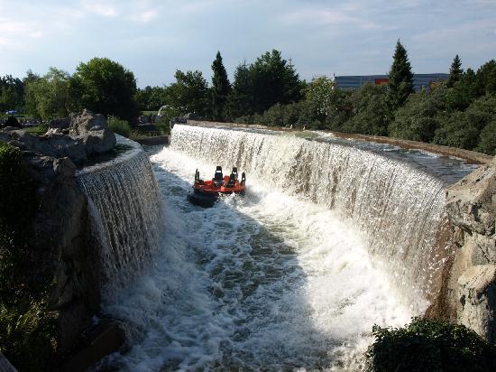 Heide-Park Holiday Camp: Mountain rifting