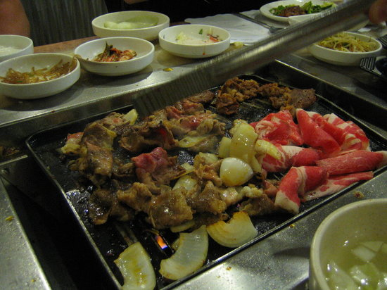 Buffet Review Of Cham Sut Gol Korean Bbq Restaurant Garden Grove Ca Tripadvisor