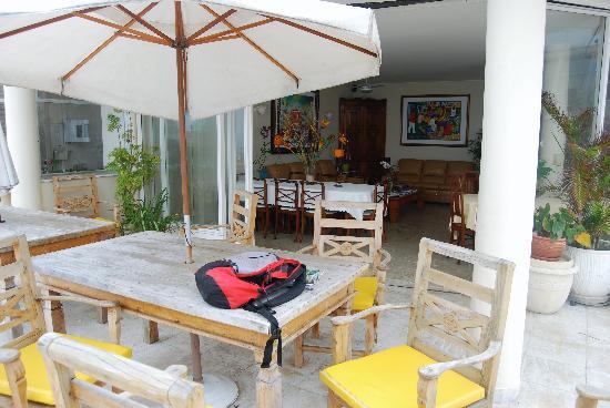 Rio Guest House ( Marta's Guest House): TERRACE