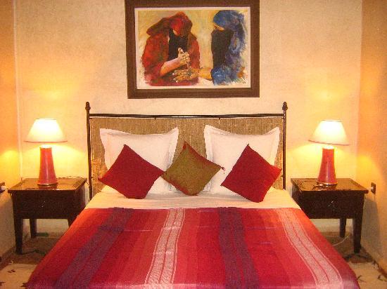 Riad Eden: La chambre figue