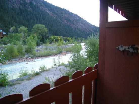 Hot Springs Inn : peaceful setting too