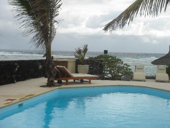 La Maison D'ete Hotel: vue sur l'ocean