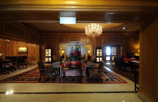 Sir Stamford at Circular Quay Hotel Sydney: Lobby