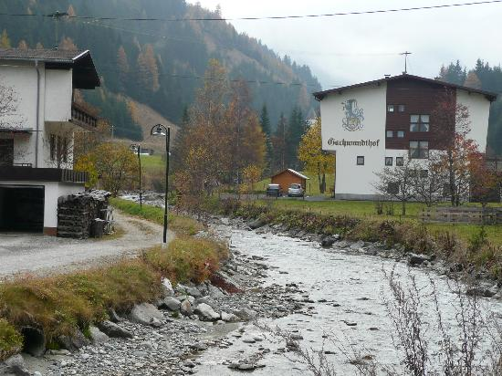 Chalet Alpenrosa: View from the village