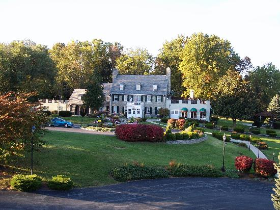 Bavarian Inn: the  dining  building
