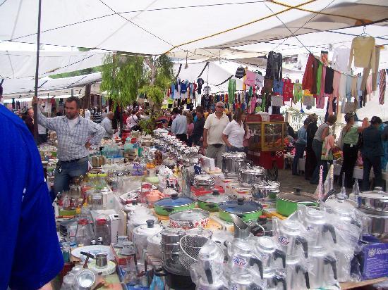 Aqua Fantasy Aquapark: Market