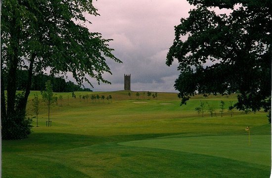 """Carton House Golf Club: Very cool scenary on this course....this is the Mark O""""Meara design."""