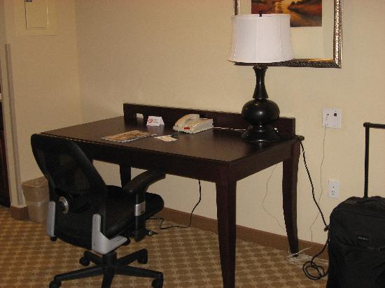 Country Inn & Suites By Carlson, Absecon (Atlantic City) Galloway: desk