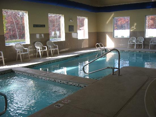 Country Inn & Suites By Carlson, Absecon (Atlantic City) Galloway: pool