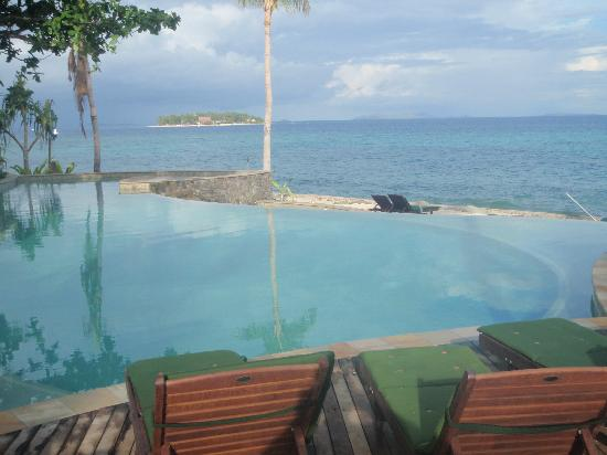 Treasure Island Resort: The new pool