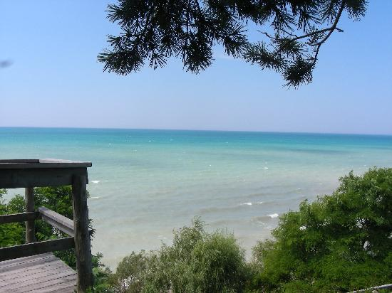 Stratford, Kanada: Lake Huron - near Bayfield, ON