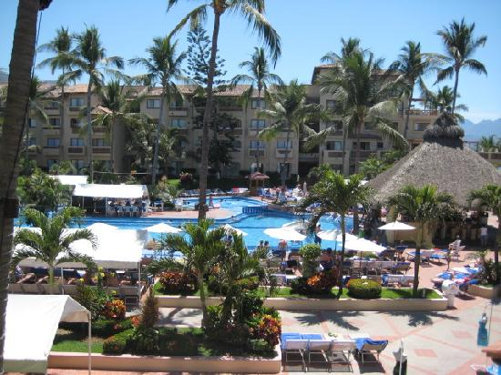 Villas Vallarta by Canto del Sol: Hotel view1