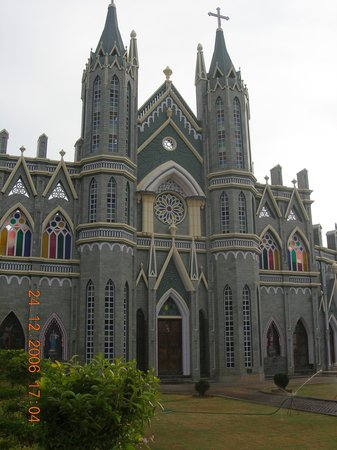 Karkala, Indien: Attur church