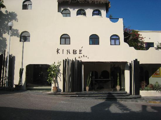 Kinbe Hotel Front