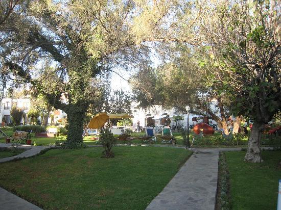 Hotel La Casa de mi Abuela : garden
