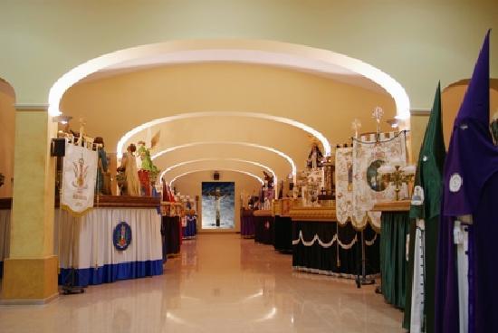 Андорра-ла-Велья, Андорра: museo de la semana santa de andorra teruel