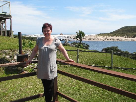 Arthur River Beach House: Jodie enjoyed her holiday