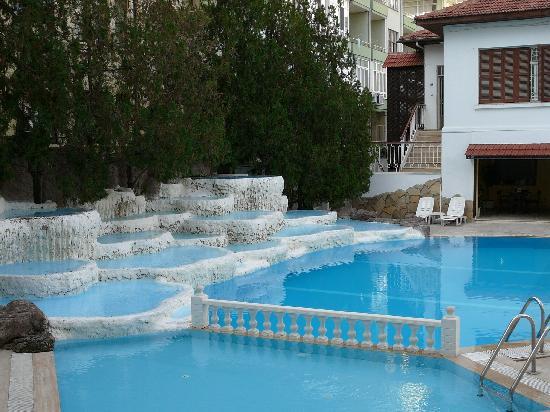 Boulevard Hotel: Hotel Boulevard Pool