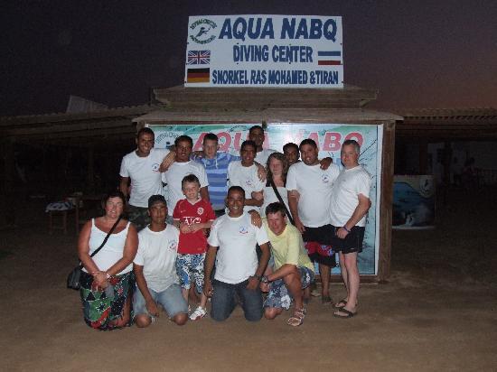 Aqua Nabq Dive Center: All at HQ