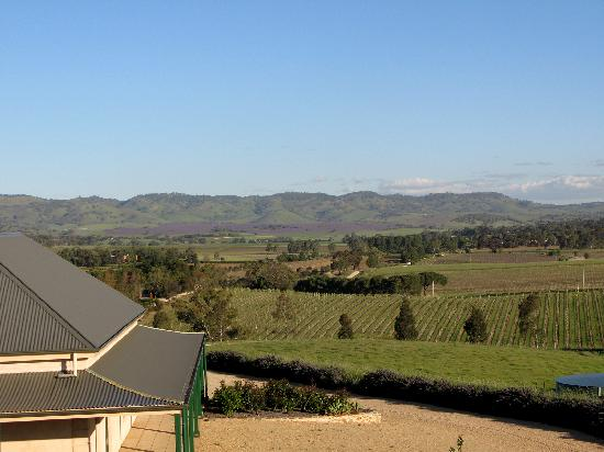 Lyndoch, Australia: the view from Abbotsford