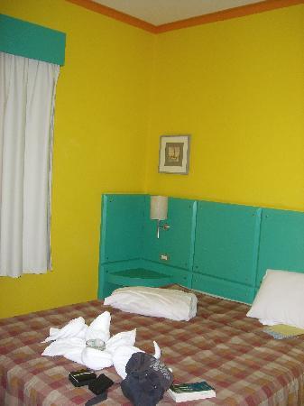 Turtle's Inn: Zimmer
