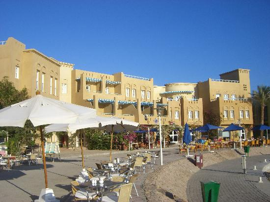 Turtle's Inn: Hafen-Promenade