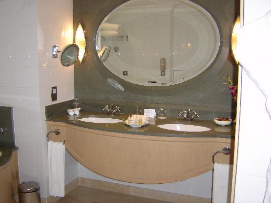 فندق بالم تري كورت: Salle de bains (1)