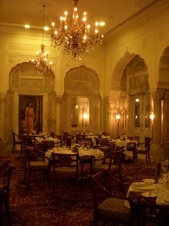 Rambagh Palace: Dining Room