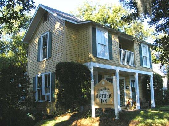 Mount Dora Historic Inn: The Inn