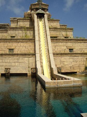 Atlantis, The Palm : AAAAAAAARGH!